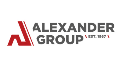 Norther Ireland Linde Forktruck Dealer The Alexander Group logo