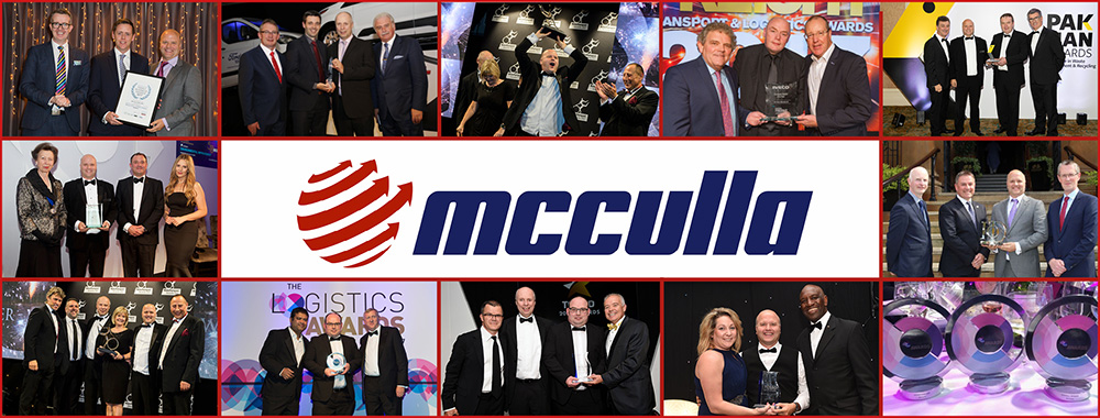 McCulla Ireland awards montage 2019